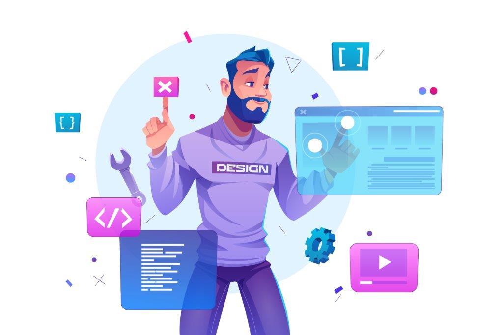 Developer and creator in windows 11